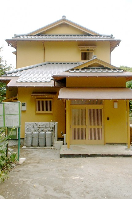 「生まれ変わった和の家」総ヒバの家