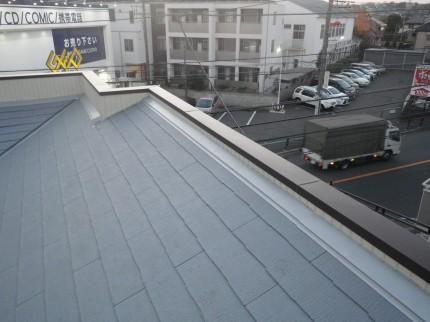 O邸 耐震工事完了 屋根