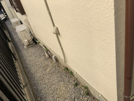 K邸1階耐震工事完了